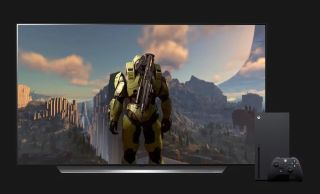 Xbox Series X and LG TV