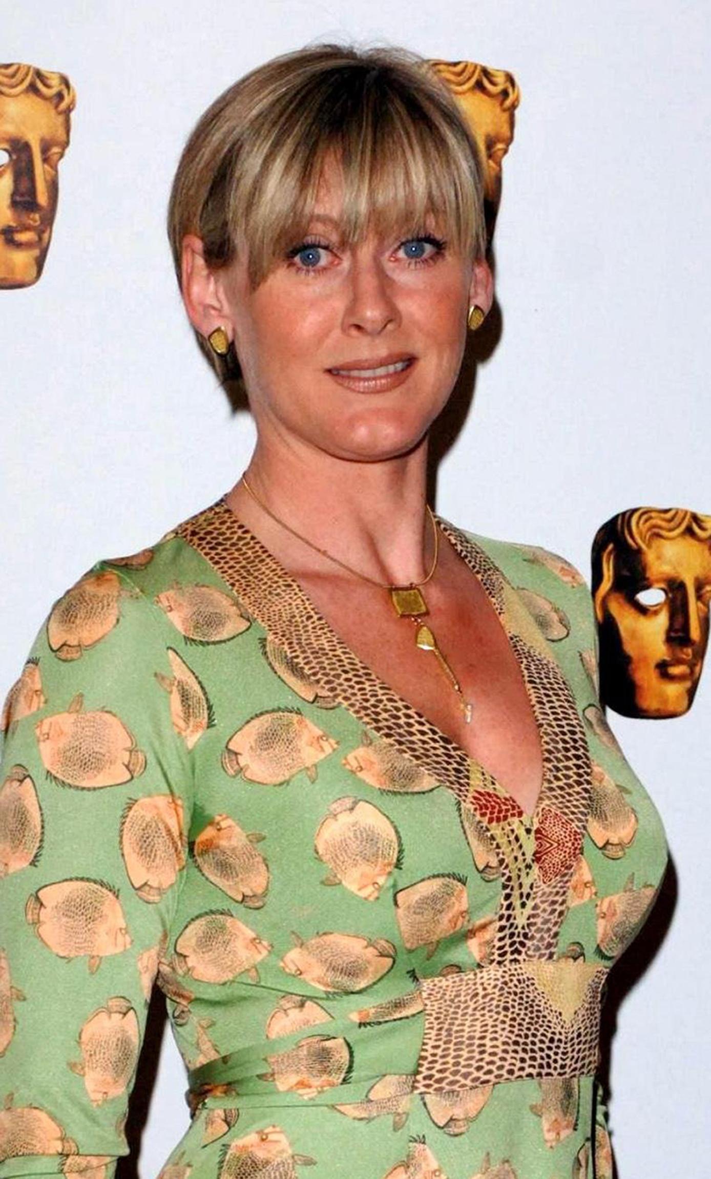 Sarah Lancashire: 'I'm Mary Poppins from hell'