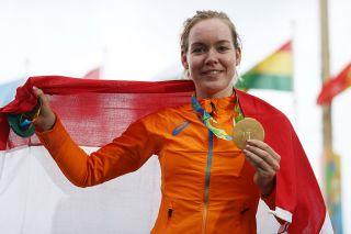 Olympic champion Anna van der Breggen