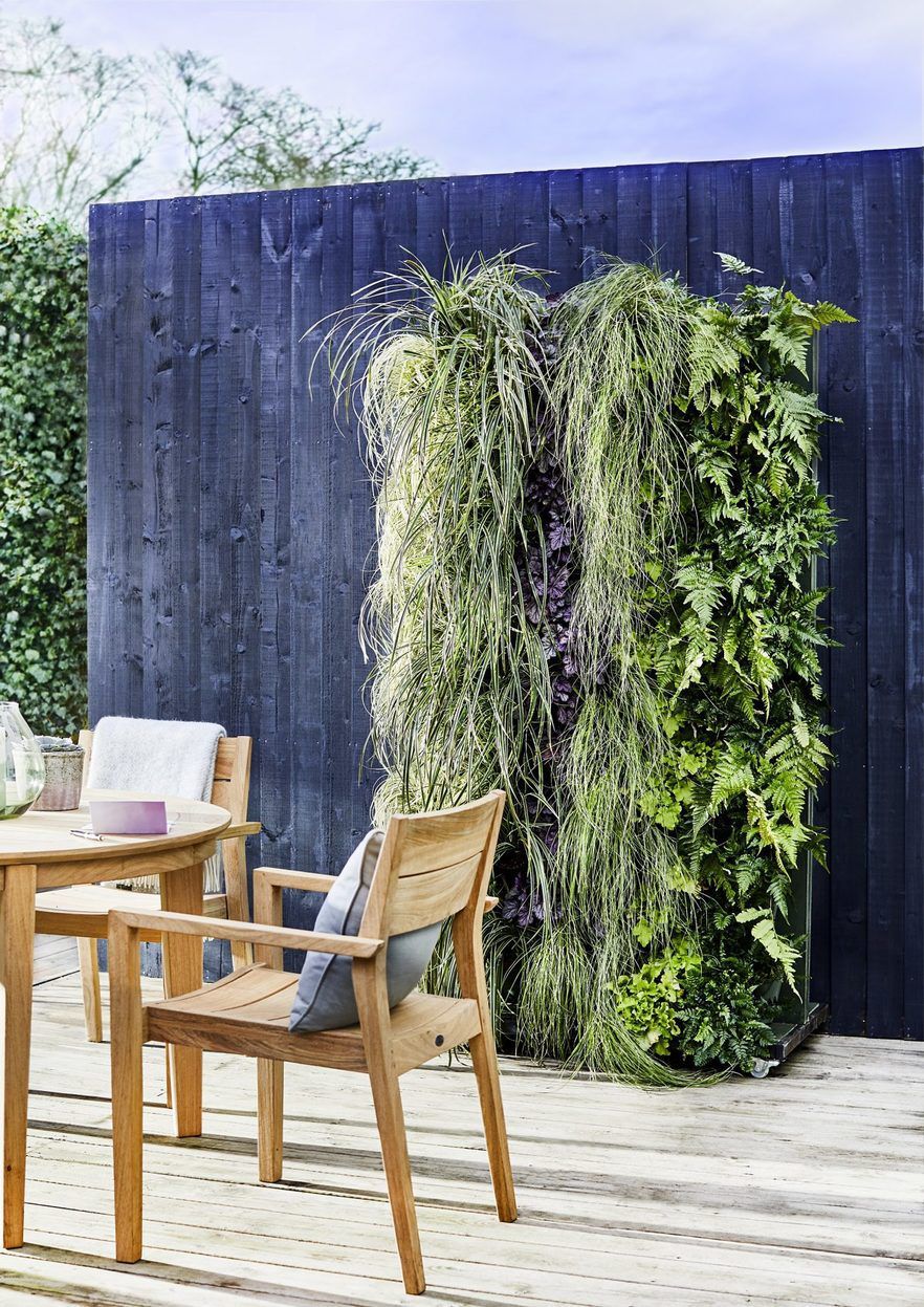 We can't get enough of this urban garden inspiration