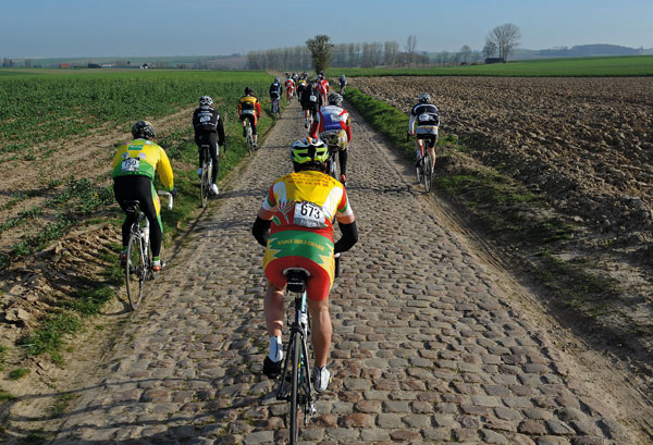 Paris Roubaix Challenge 2012 - Cycling Weekly 4c789a46d