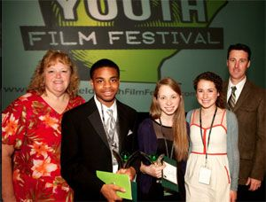 Honoring our filmmakers: If you give a kid a camera