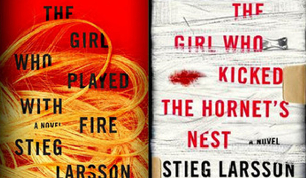 The Girl Who Played With Fire The Girl Who Kicked The Hornet's Nest Covers