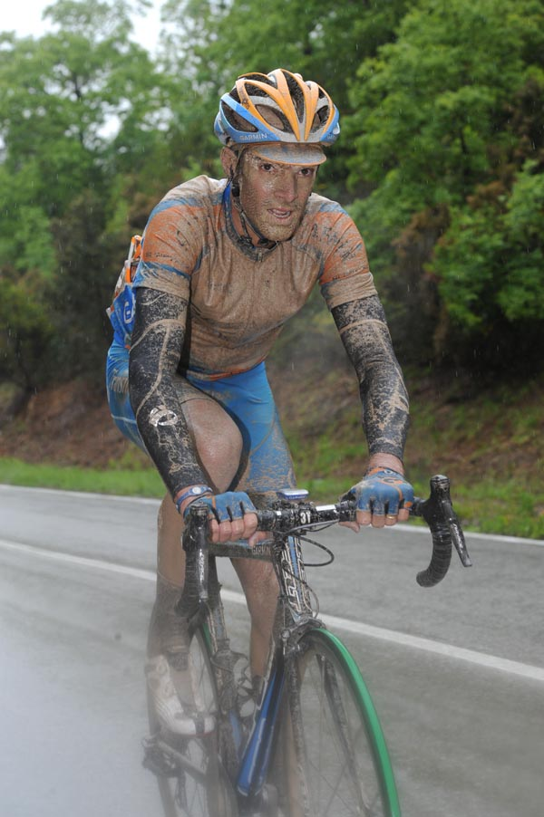 David Millar, Giro d'Italia 2010, stage 7