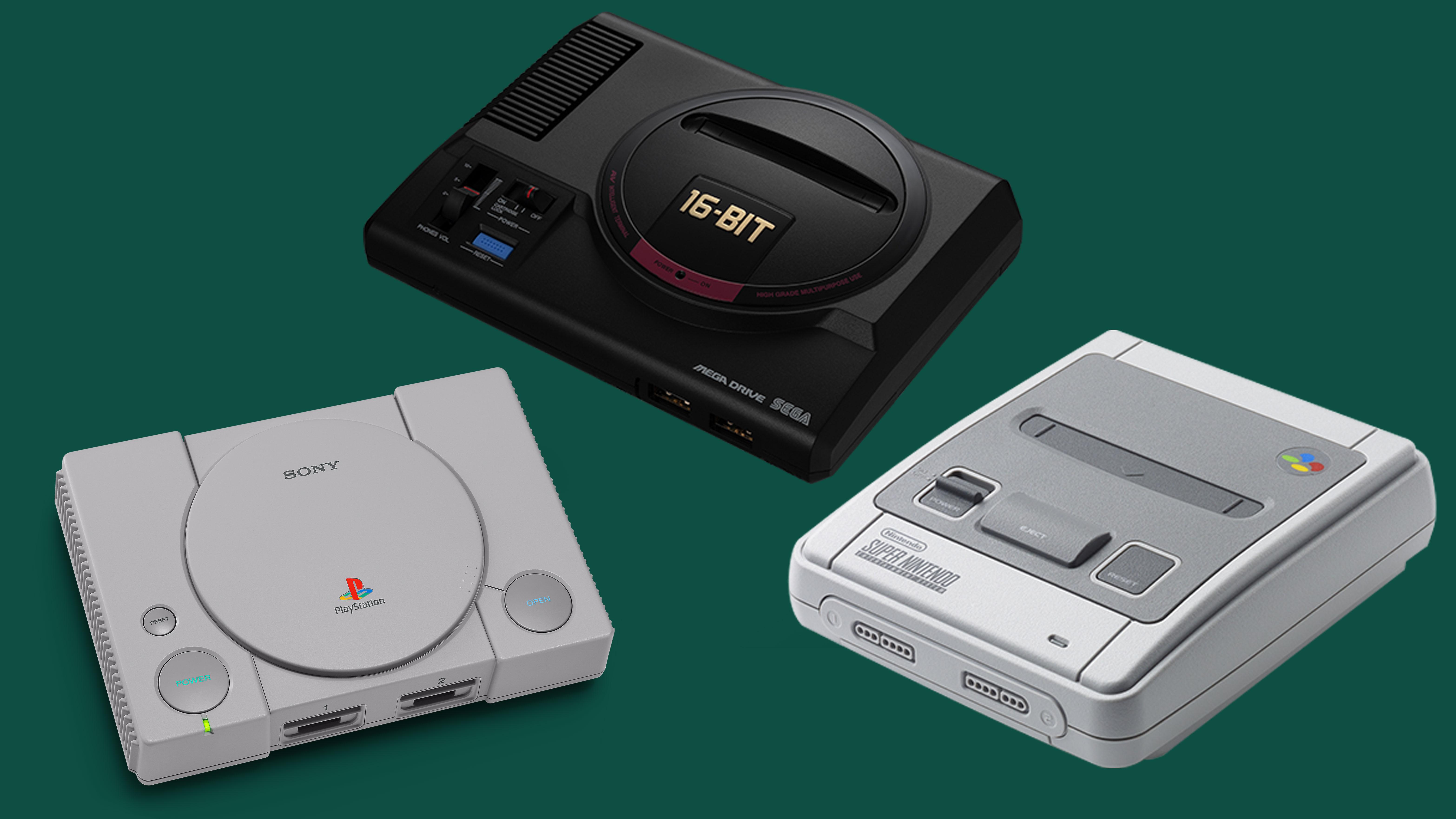 Best Retro Games Consoles 2021 The Top Nostalgic Gaming Revivals Techradar