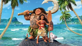 Kids love Moana, but they might love Fortnite even more... (Image Credit: Disney)