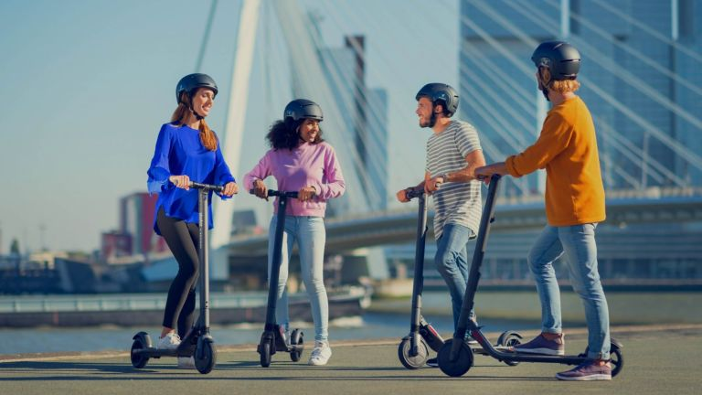 The best Ninebot Segway ES2 electric scooter deals