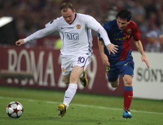 Soccer – UEFA Champions League – Final – Barcelona v Manchester United – Stadio Olimpico