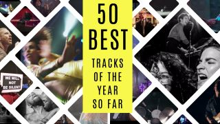 a lovely picture illustrating the 50 best tracks of 2017