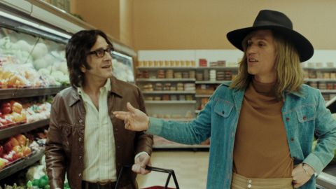 Marc Maron and Johnny Flynn star in 'Stardust,' about David Bowie's first tour of the U.S., from director Gabriel Range.