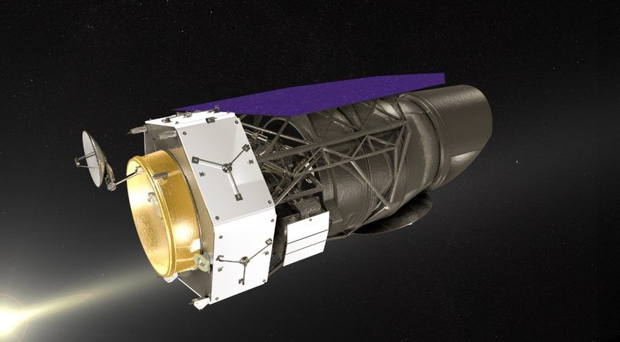 NASA's WFIRST Space Telescope Faces Funding Crunch