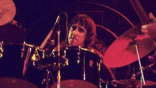 Keith Moon in Atlanta, November 27 1973