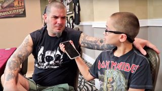 Phil Anselmo interviewed by Elliott, 12