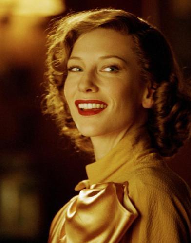 Cate Blanchett in Martin Scorsese's The Aviator