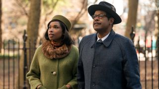 """Jennifer Hudson as Aretha Franklin and Forest Whitaker as Franklin's father, C.L. Franklin, in """"Respect."""""""