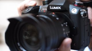 Panasonic GH5s mirrorless camera