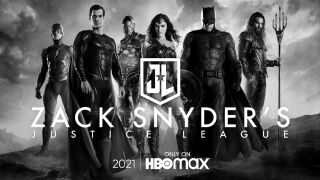 Justice League Snyder Cut HBO Max