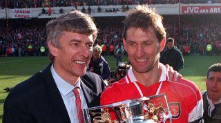 Tony Adams, Arsenal captain