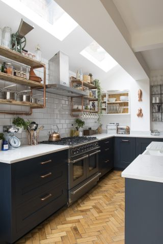 Georgian And Victorian Kitchen Inspiration How To Design Style Yours Real Homes