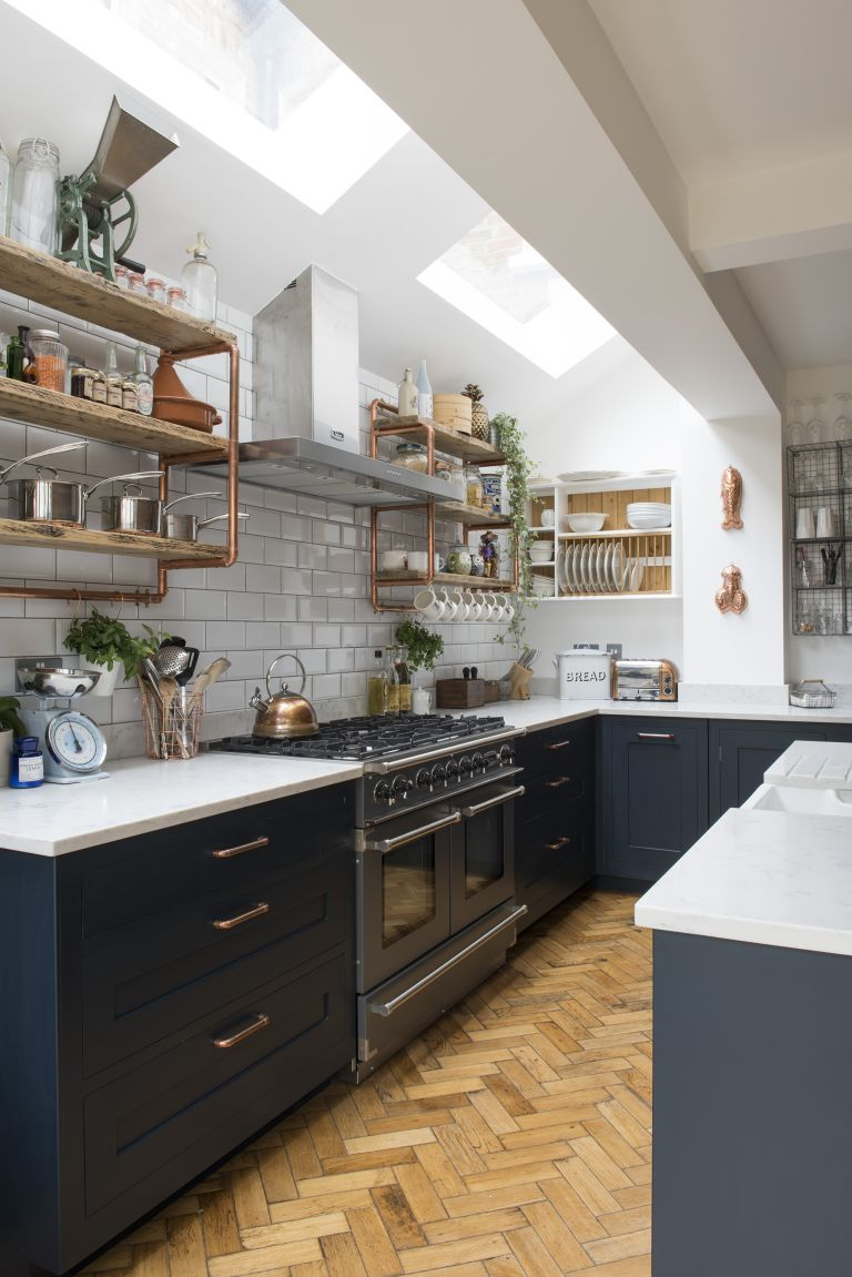 Georgian And Victorian Kitchen