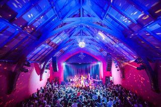 Chapel Concert Venue Gets Upgrade With QSC