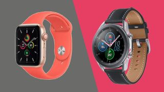 Apple Watch SE vs Samsung Galaxy Watch 3