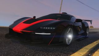 GTA Online Casino Car - Progen Emerus