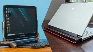 Alienware m17 R3 vs Acer Predator Triton 900