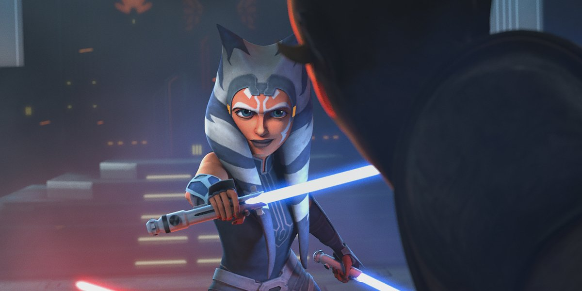 Star Wars: The Clone Wars Ending Explained: What Happens To Ahsoka And More After Series Finale 1