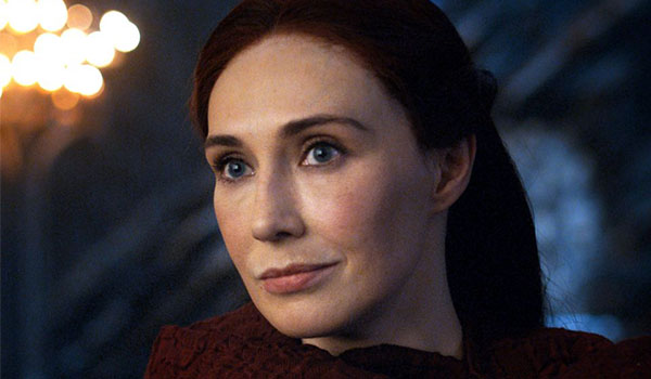 Melisandre at Dragonstone, Game of Thrones