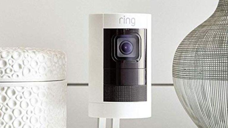 ring stick up camera by amazon