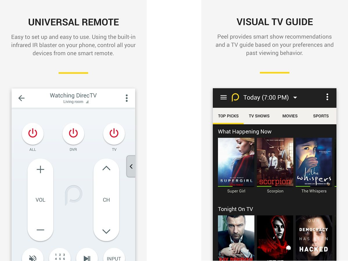 Best Android Remote Apps 2019 - Control Your TV, PC or Smart