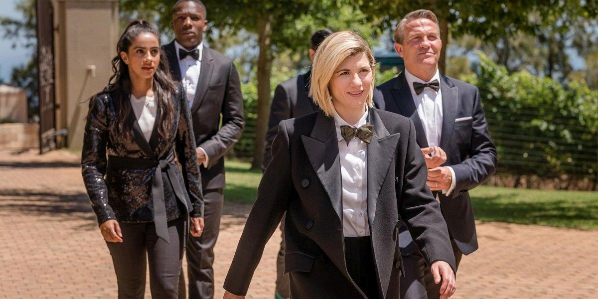 Doctor Who Fam BBC America