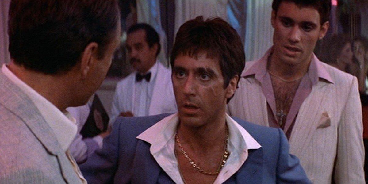 Al Pacino - Scarface (1983)