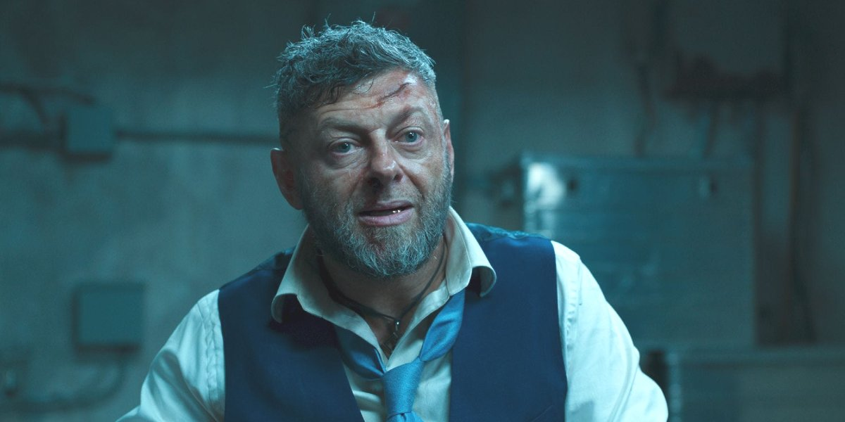 Andy Serkis could bring expertise in acting and motion-capture to the project
