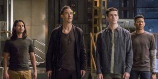 Tom Cavanagh The Flash Season 3 Barry Allen Directing