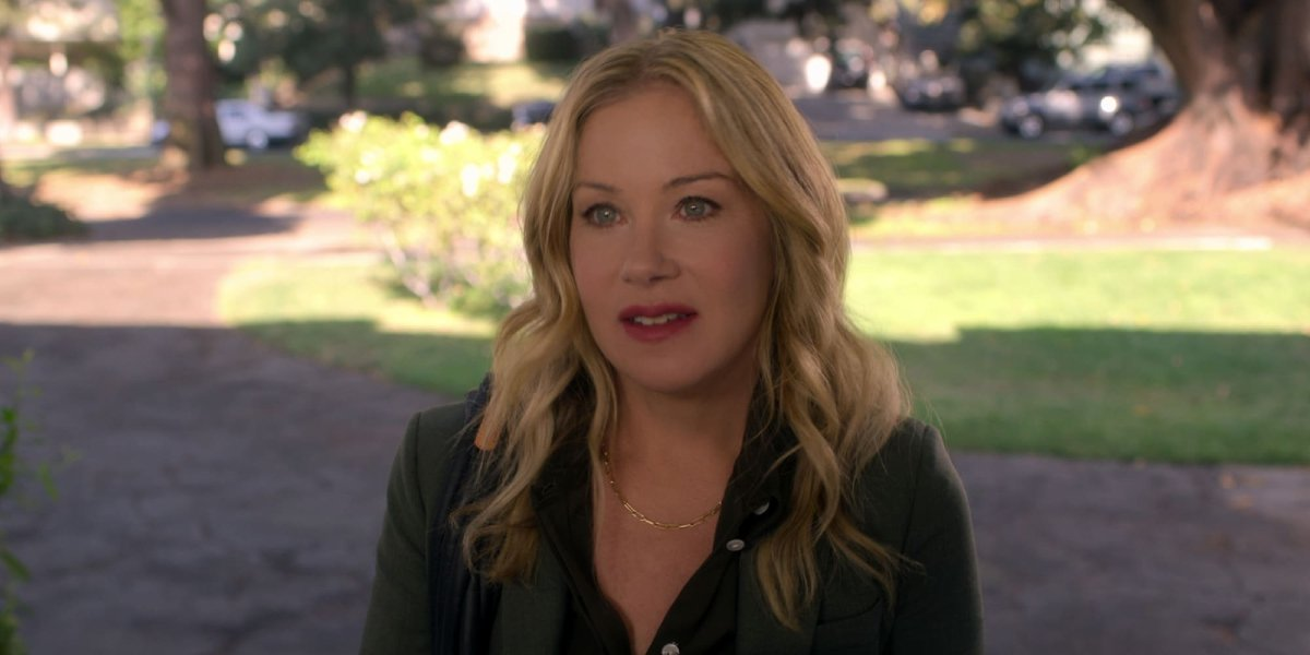 Christina Applegate on Dead to Me