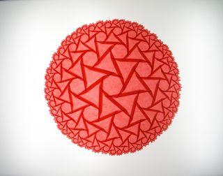 origami, Robert J. Lang, paper folding