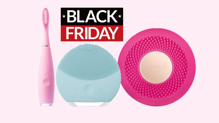 Foreo Luna Cleansing Brush Black Friday sale