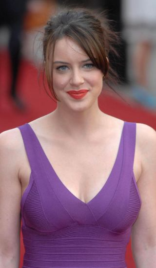 Michelle Ryan reveals 'nose' for best roles