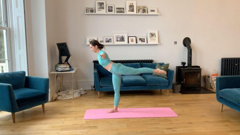 ballet-inspired full body workout