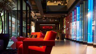 Netflix's Amsterdam office