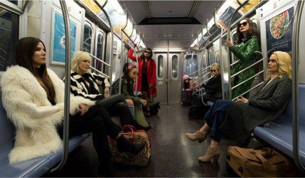 Ocean's Eight first look