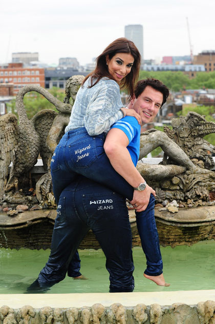 Corrie's Shobna & Barrowman are Rears of the Year