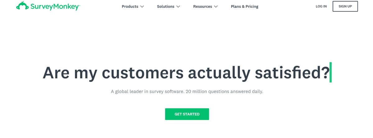 Surveymonkey Review Is This The Best Survey Builder Techradar