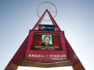 """L.A. Angels and Reflect Systems Renew Partnership for """"Big A"""""""