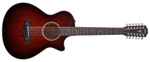 Taylor 562ce 12-string V-Class review