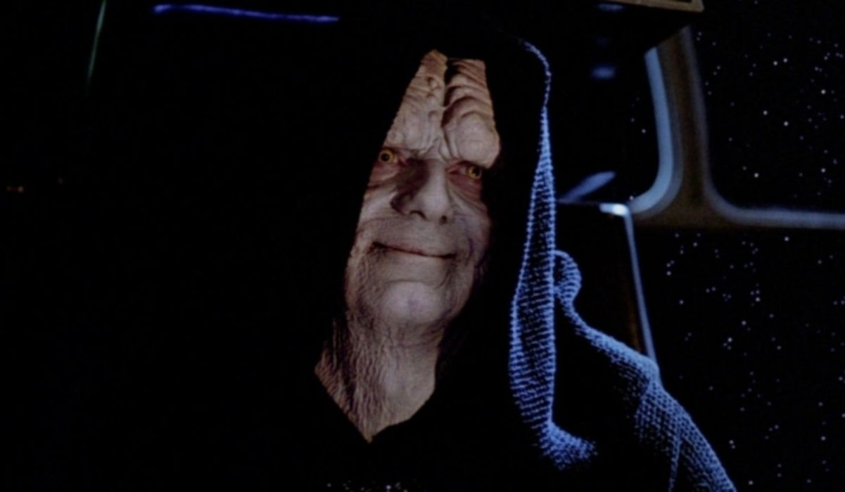 The Emperor in Star Wars: The Return of the Jedi