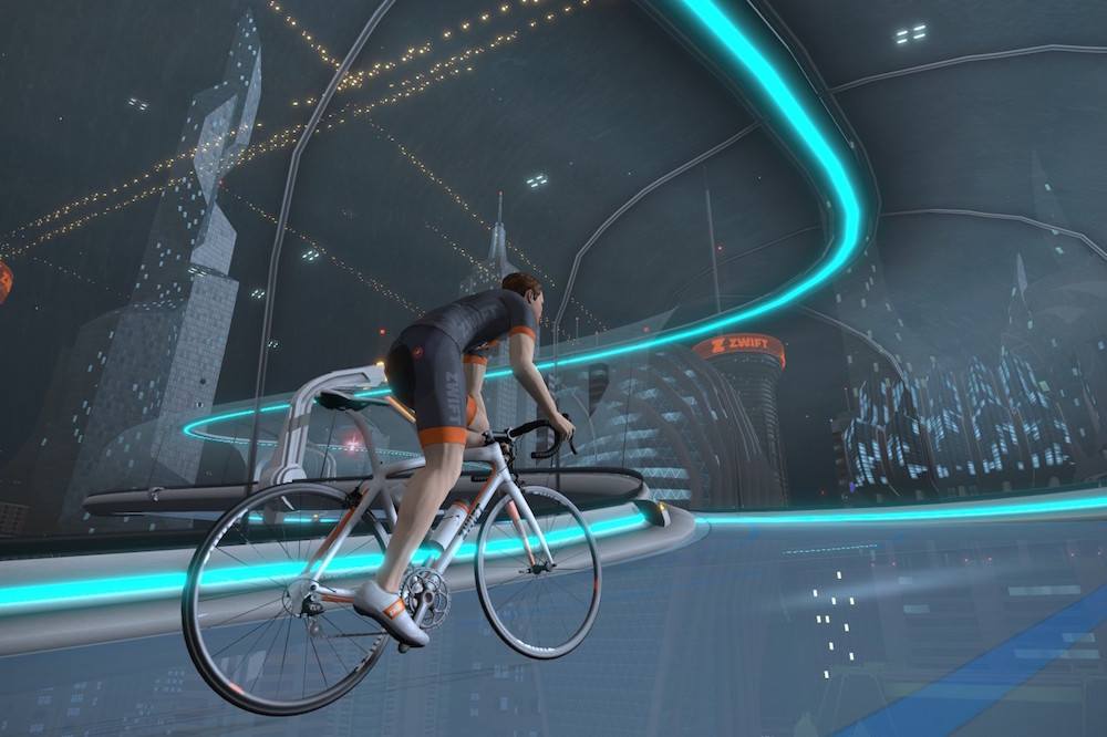 Zwift launches a New York world which includes 10 new