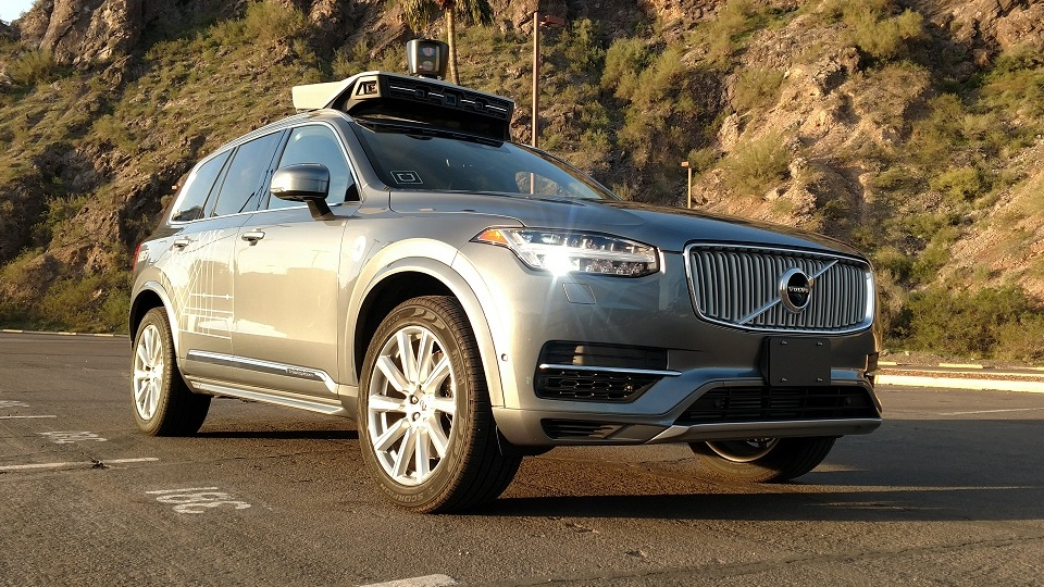 Uber self-driving cars: everything you need to know | TechRadar
